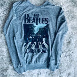 The Beatles Abbey Road Sweatshirt Small